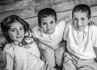 Creative Photography Families and Children Portraits